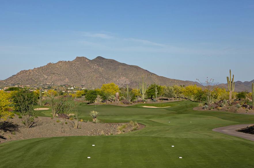 Golf Course - The Village at Seven Desert Mountain